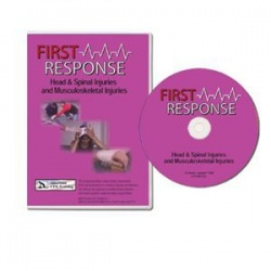First Aid Video-Head, Spinal & Musculoskeletal DVD