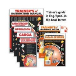 Forklift Construction Video Program - Spanish