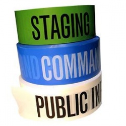 "Command Post (blue) 3"" x 1000'"