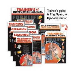 Forklift General Industry Compliance Kit - DVD