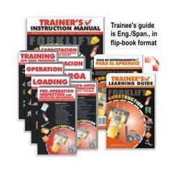 Forklift Construction Compliance Kit - DVD