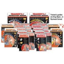 Complete Forklift Compliance Kit - DVD