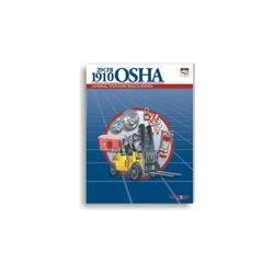1910 OSHA General Industry Regulations Book
