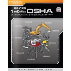 1926 OSHA Construction Industry Regulations Book