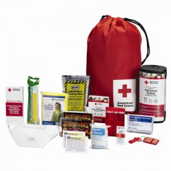 American Red Cross Personal Emergency Preparedness Kit with Backpack