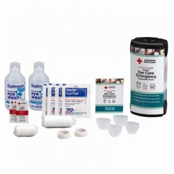 RESPONDER PAKS American Red Cross Deluxe Eye Care Emergency Responder