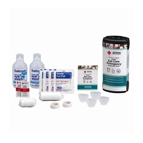 RESPONDER PAKS American Red Cross Deluxe Eye Care Emergency Responder