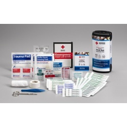 *RESPONDER PAKS  American Red Cross  Deluxe First Aid Responder Pack