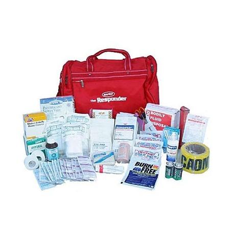 "First Aid Trauma ""Responder"" Kit (25 Person)"