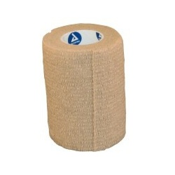 "Sensi Wrap, Self-Adherent - 3"" x 5 yds, Tan, 1 each"