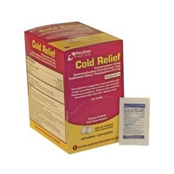 Cold and Cough Relief, 250 Per Box