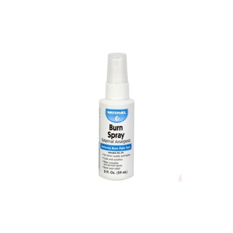 Burn Spray, bottle, 2oz.