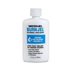 Water Jel Brand Burn Jel Burn Relief, 4 oz.