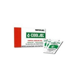 Water Jel Brand Cool Jel Burn Relief, 3.5 gram - 6 per box
