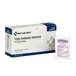 Triple Antibiotic Ointment, .5 gm - 25 per box
