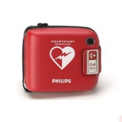 Philips Brand Semi-Rigid Carry Case for the FRx AED