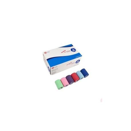 "Dynarex Sensi Wrap Self Adherent Wrap - Rainbow, 4 of Each Color, 3""x 5 yards., 24/cs"