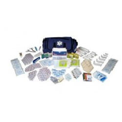 On Call First Responder Kit - 147 Piece - Blue