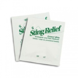 Bulk Insect Sting Relief Pad - Case of 3000