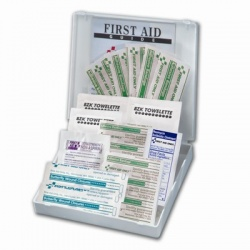 21 Piece Mini, All Purpose First Aid Kit/Case of 48 $2.60 ea.