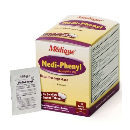 Medi-Phenyl, 100/box