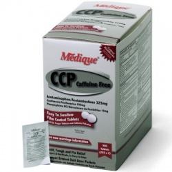 CCP Caffeine Free, 500/box