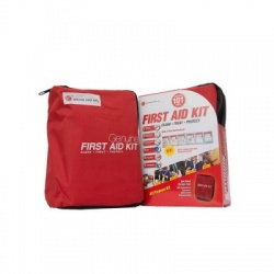 Genuine First Aid Kit Model 101 Red - 101 pieces
