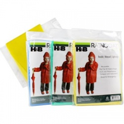 Emergency Poncho–Kid's Heavy Duty