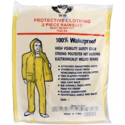 2 Piece Rain Suit–Heavy Duty PVC