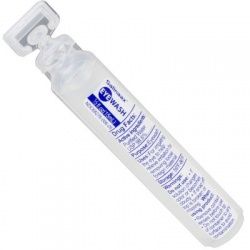 Eye Wash - Plastic Bottle - 0.5 oz. - 1 Each