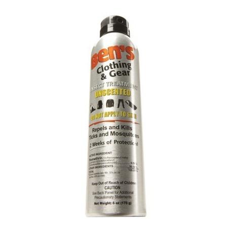 Ben's Clothing and Gear 6oz Continuous Spray