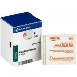 INSECT STING RELIEF PACKETS, 10 each - SmartTab™