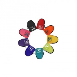 1000 Pk Assorted Colors-CPR Beltloop/KeyChain BackPack