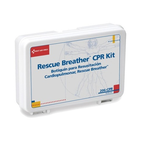 2 Person CPR Kit - plastic