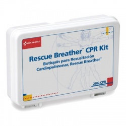 2 Person CPR Kit - plastic/Case of 20 @ $12.00 ea.