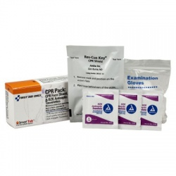 Rescue Breather CPR Pack - $5.92 each, 5 bx