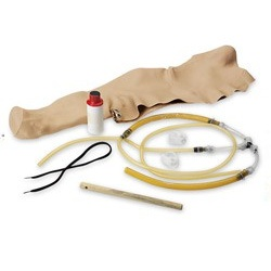 Replacement Skin and Vein Set for Heart Catheterization