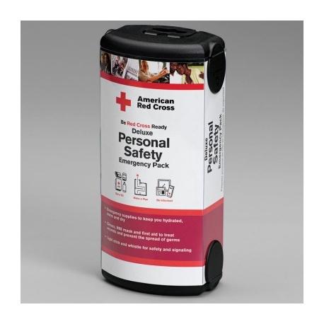 2 Red Cross Ready: Personal Emergency Preparedness Kits