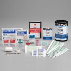RESPONDER PAKS  American Red Cross First Aid Responder Pack