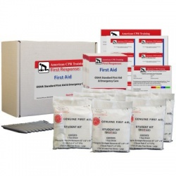 ACPR OSHA Standard First Aid Student 10 Pack
