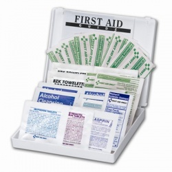 34 Piece Mini, All Purpose First Aid Kit/Case of 48 @ $3.70 ea.