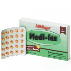 Medi-Lax, 25/box