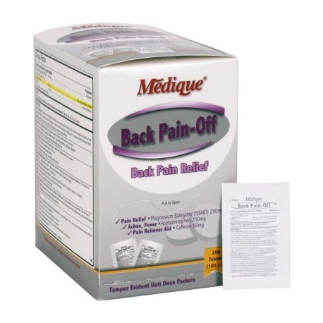 Back Pain-Off, 200/box