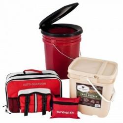 Guardian Family Preparedness Package w/ Food Storage