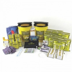 Deluxe Office Emergency Kit–10 Person