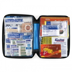 Emergency Preparedness Kit, 105 Piece