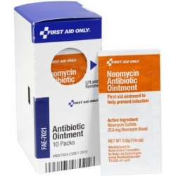 NEOMYCIN ANTIBIOTIC OINTMENT PACKETS, 10 ea - SmartTab™