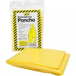 Emergency Poncho – Adult Size