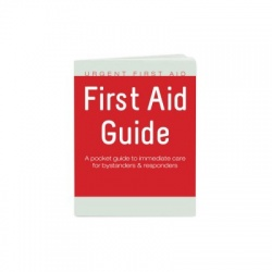 First Aid Guide Book, 1 Each - SmartTab EzRefill