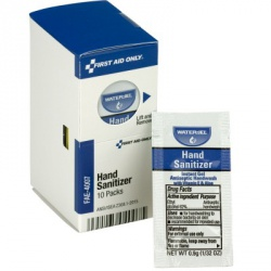 ANTISEPTIC HAND SANITIZER PACK, 10 each - SmartTab™